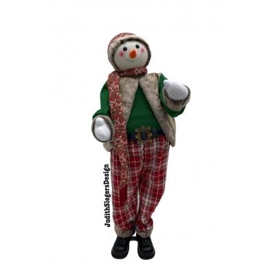 Zingende en Dansende Sneeuwman