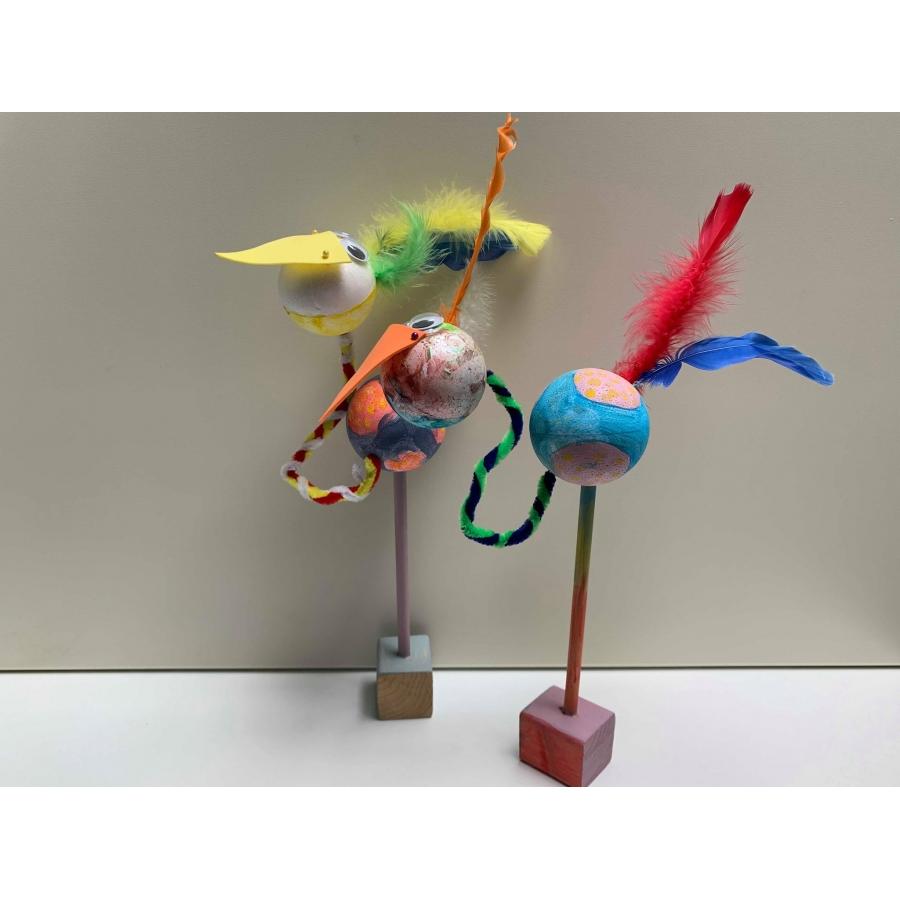 Workshop vreemde vogels