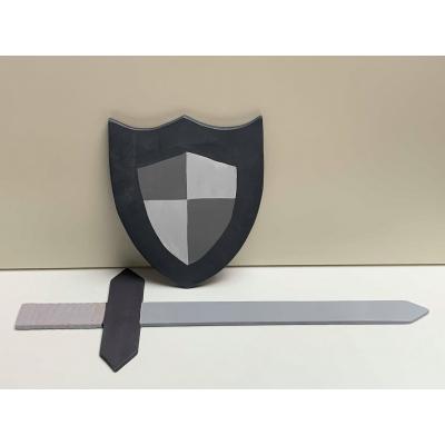 Workshop zwaard met schild
