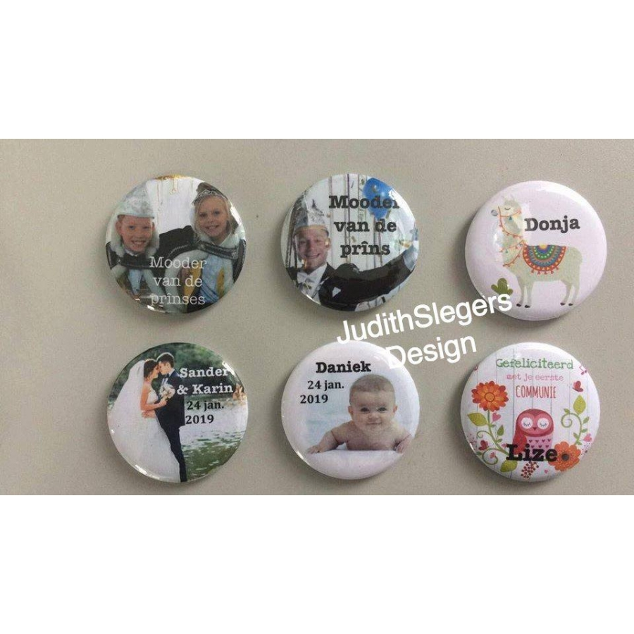 carnaval buttons